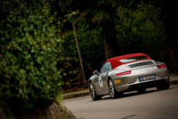 A tutto tondo agency progetti - Porsche Bullet