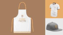 A Tutto tondo Agency - Progetto - Forno Martini - branding 3