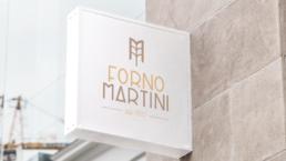 A Tutto tondo Agency - Progetto - Forno Martini - Insegna 2