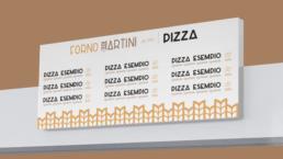 A Tutto tondo Agency - Progetto - Forno Martini - Insegna