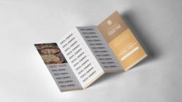 A Tutto tondo Agency - Progetto - Forno Martini - Brochure